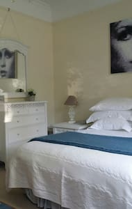 Private double bedroom with en suite (a 2nd avail) - Royal Tunbridge Wells - Wohnung