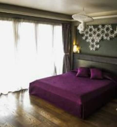 Deluxe Room@Espace Elastique-Tai O