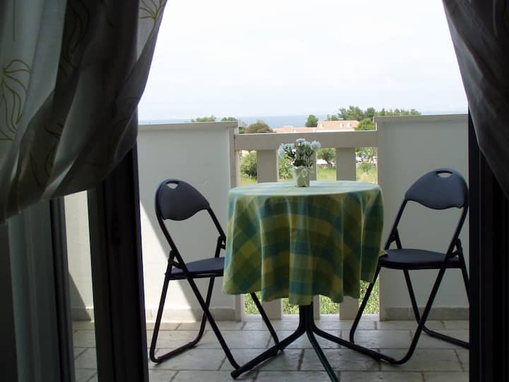 Apartment Lado A1(4+2) Supetar, Island Brac