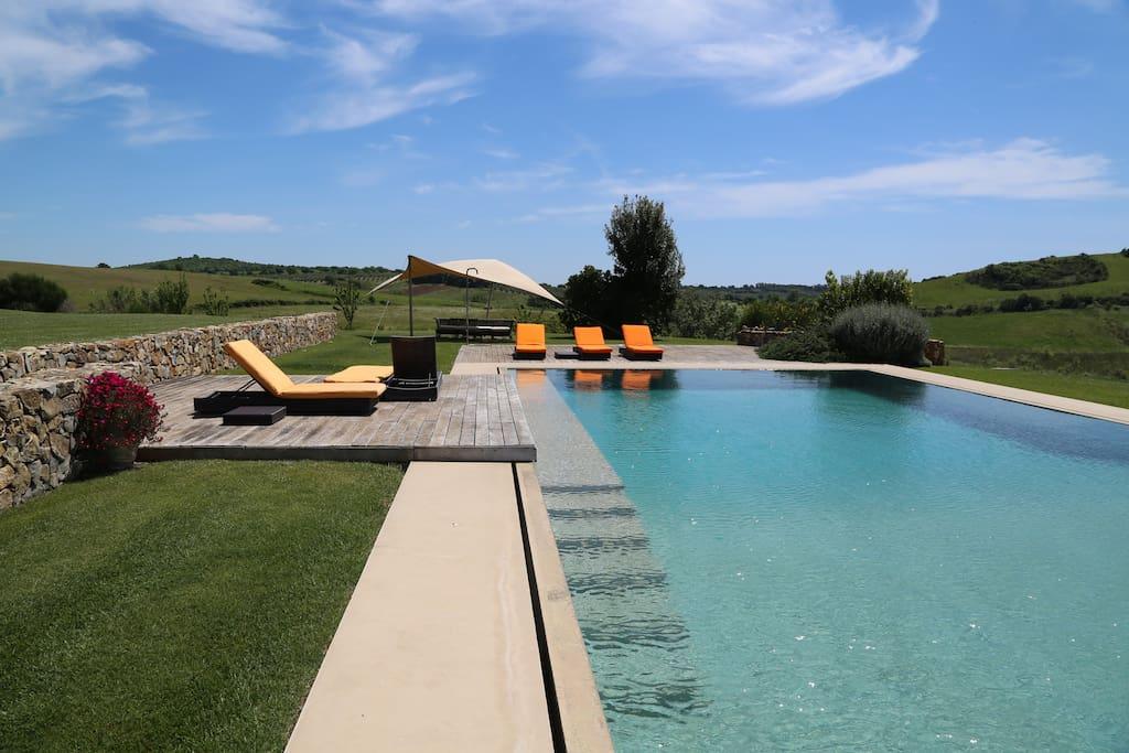 external pool