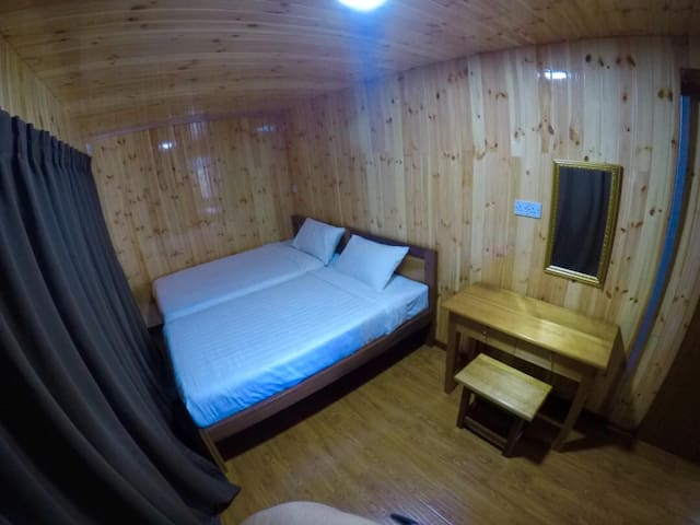 Farmstay rooms double room