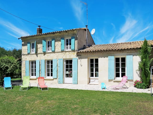 Holiday home in Naujac-sur-Mer - M.120