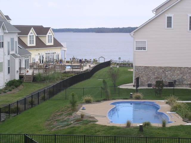 Inauguration '17  Waterview Home close to D.C. - Woodbridge - Ev