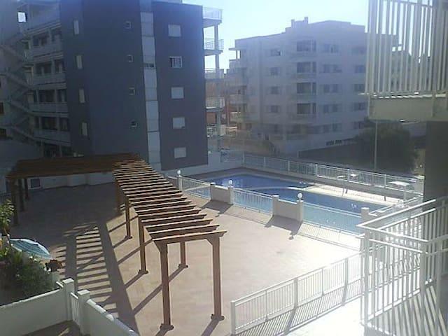 Cómodo apartamento a 5 minutos de la playa! - Moncofa - Apartment