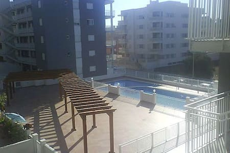 Cómodo apartamento a 5 minutos de la playa! - Moncofa