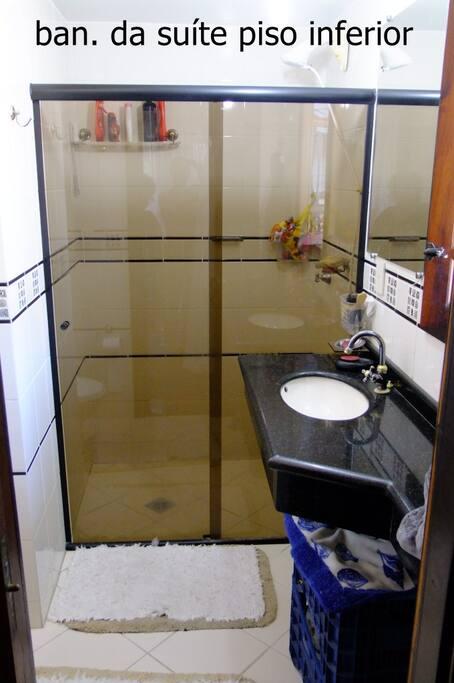 banheiro privativo/suite/