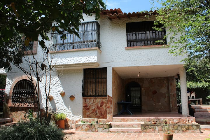 Casa campestre en Bucaramanga Country house - Bucaramanga - Casa