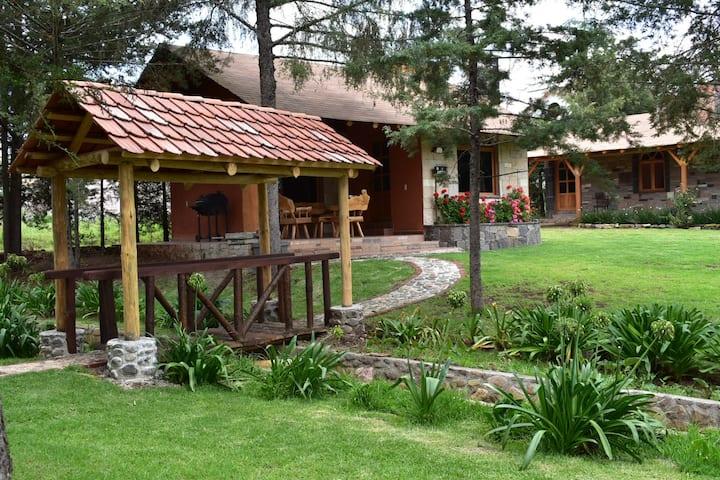Cabañas Quinta la Luna (El Lucero)