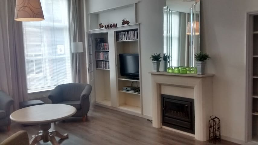 Cosy appartement in Middelburg - Middelburg - Apartment