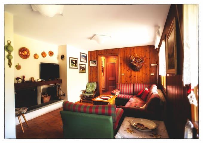 Casa Mizzau Camporosso - 90mq con giardino - Camporosso In Valcanale - Appartement