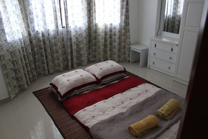 Beed room No 3 - air conditioning