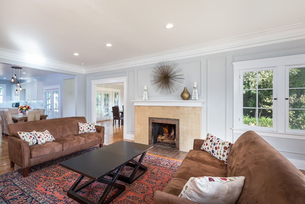 Welcome to your newly restored home in Altadena! Professionally managed by TurnKey Vacation Rentals.
