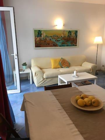 Trilocale  nuovissimo  centrale - Casamicciola Terme - Appartamento