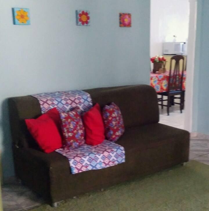 Hostel Minas -  quarto duplo
