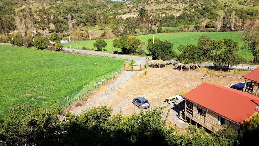 Cabañas La Patagüilla