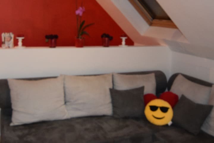 Great new roof apartment at 5' from city centre - Gent - Appartement