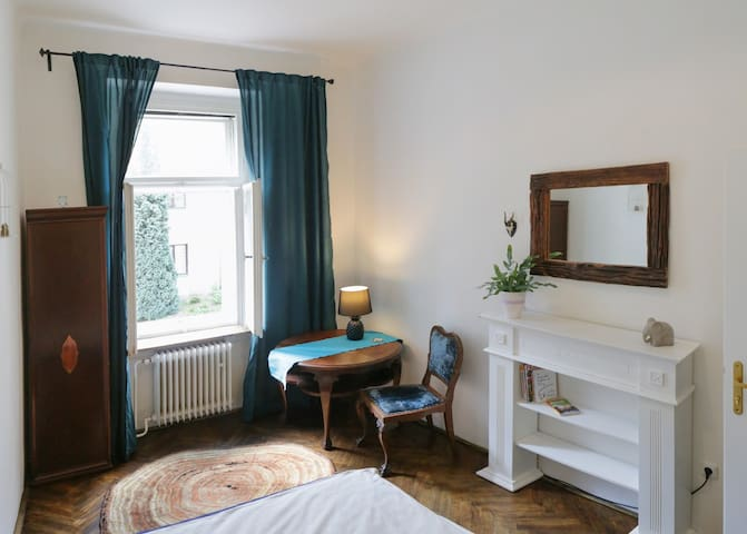 Stylish Room by Vysehrad, River, Congress Centre