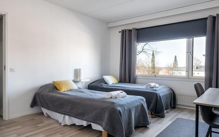 Standard Apartment, 1 Bedroom, Balcony - Pellervonkatu 1