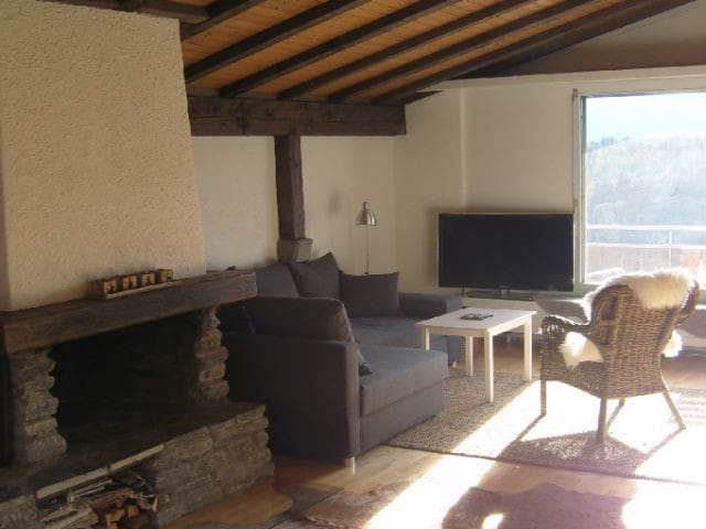 Casa Cagliems 424 / Kristensen, (Flims Dorf), 1091, 2.5 room apartment