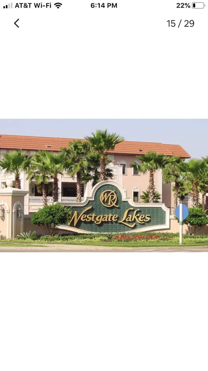 1 Bedroom SuiteWestgate Resort Orlando near Disney