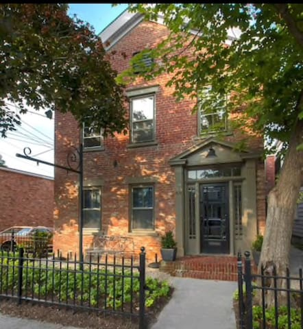 Adorable Studio w/ Kitchen on Warren Street - Hudson - Huoneisto