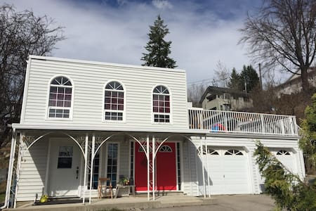 Private Kitchenette in  Rossland! Great Location! - House
