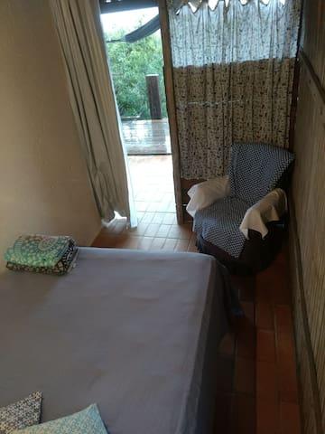 Dormitório 1 - Aldeia da serra lapinha