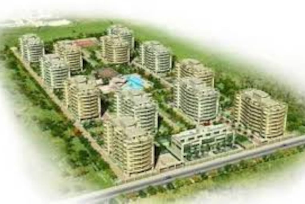 Overview of Condominio Residencial LIFE