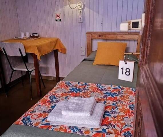 HOTEL SALVADO, habitación 2 personas, 2 camas