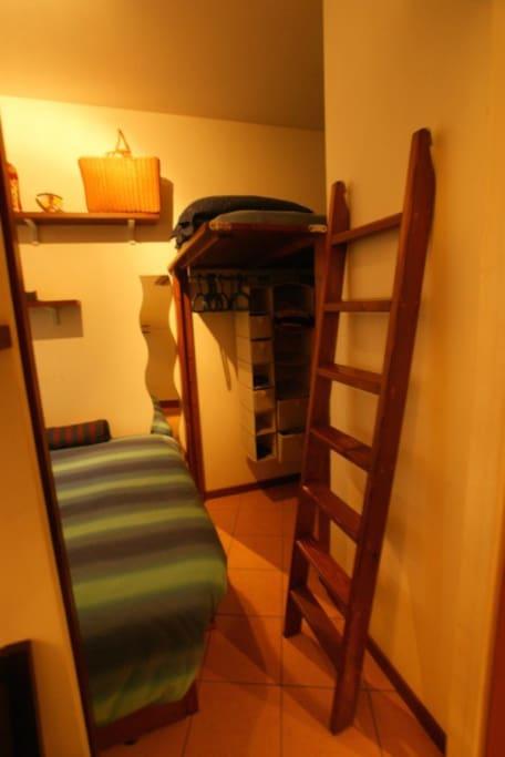 private doble bedroom