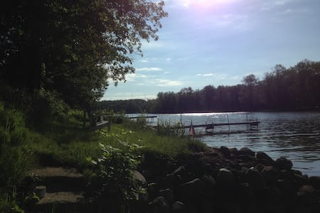 Riverside Retreat - Baldwinsville - 獨棟