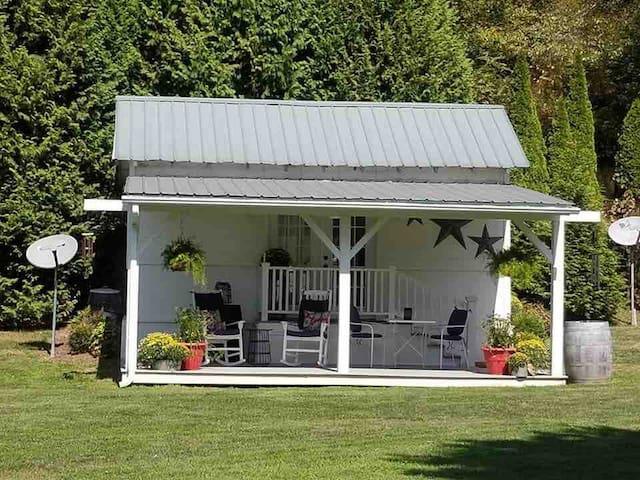 Tiny House at Rock Creek Farm