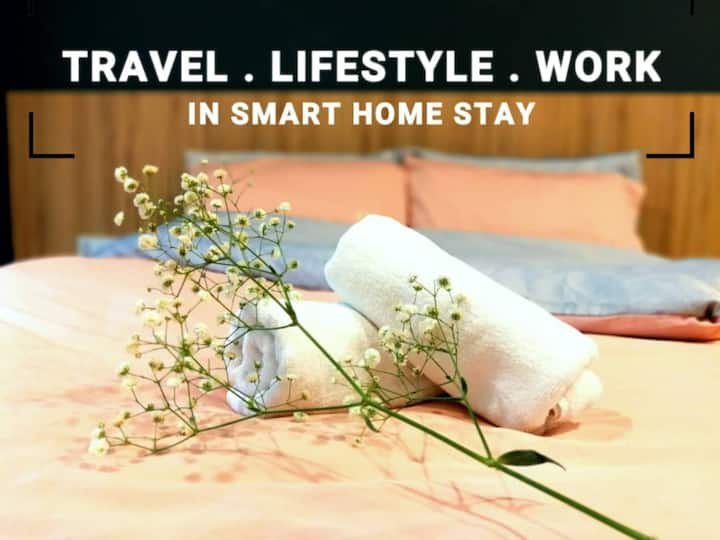 Smart Home Stay @studios(NEW)
