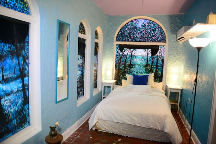 Charming room in Miami ,the Grove - Miami - Maison