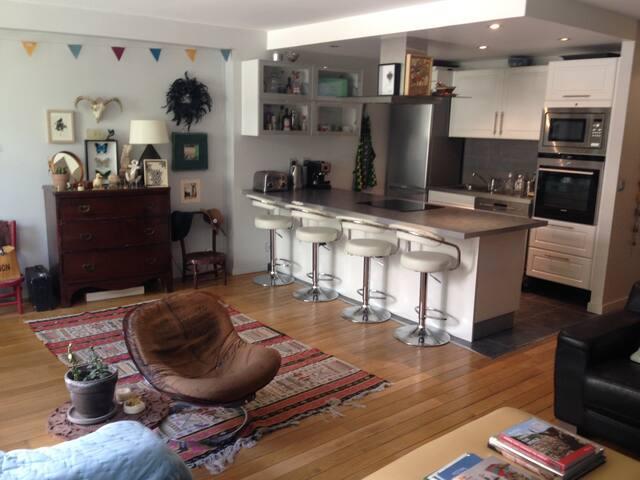 RARE spacious loft apartment / artist studio