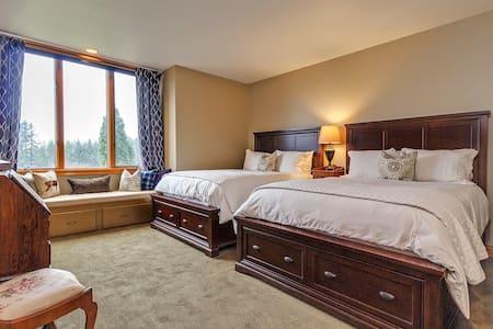 Cedar Room Beds