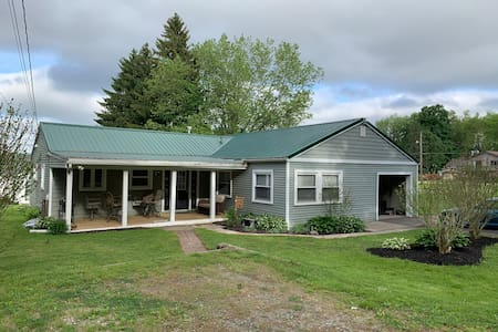 4 bedroom home with view of Edinboro lake.
