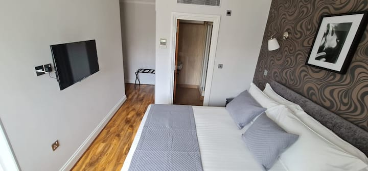 R202- Newly Furnished Standard Double Room