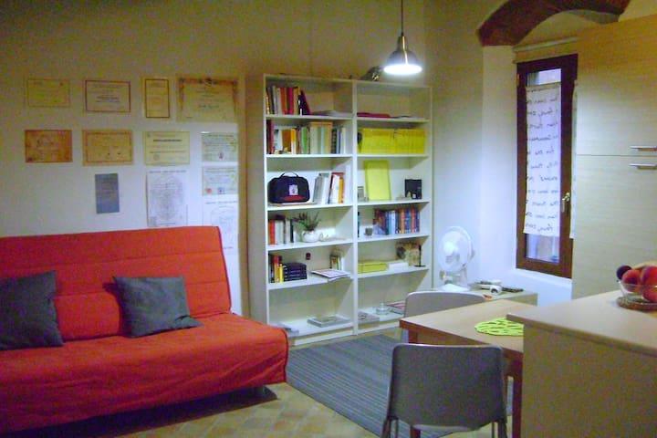 Tranquillo monolocale vicino Piazza Grande - Arezzo - Apartment