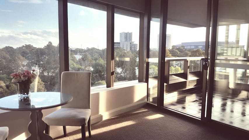 Apartment in Sydney's Olympic Park