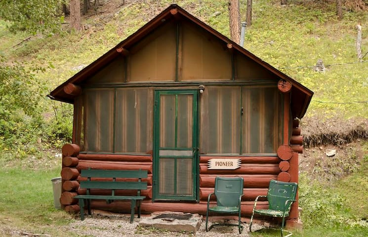 Pioneer at Wickiup Cabins