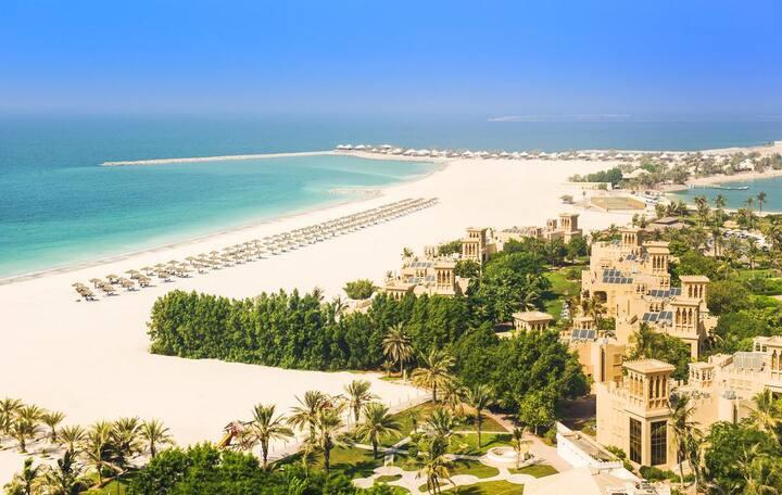 1Month+ Holiday Apartment | Al Hamra | Sea View