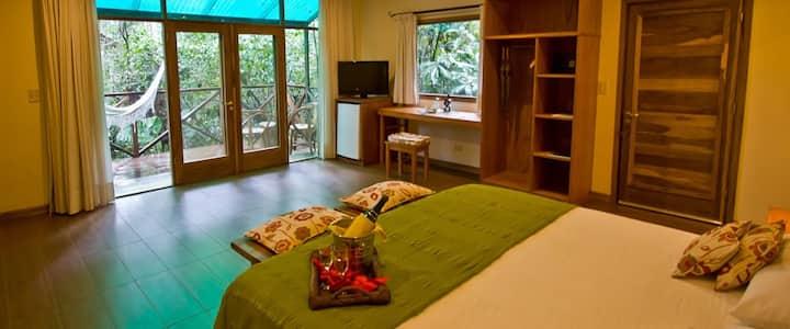 Tierra Guarani Lodge - DBL King Size Bed