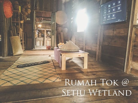 Rumah Tok @ Setiu Wetland