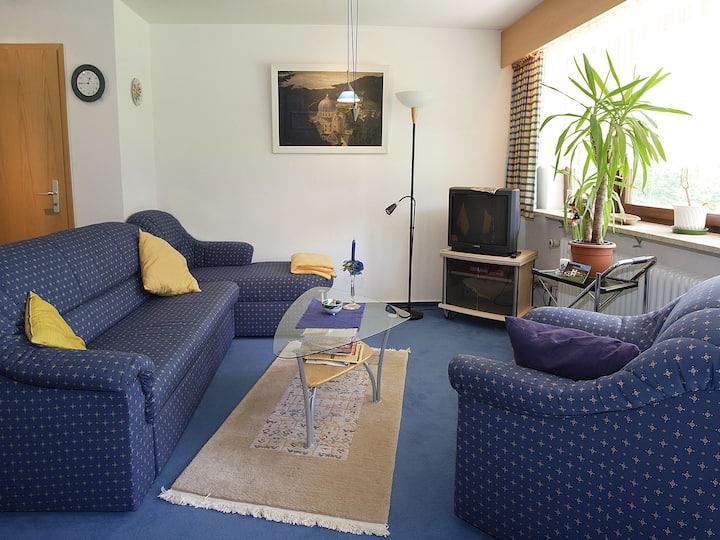 Haus Bernhardt-Fromm, (St. Blasien), Ferienwohnung 4, 50 qm, 1 Schlafzimmer und 1 Wohn/Schlafraum, max. 3 Personen