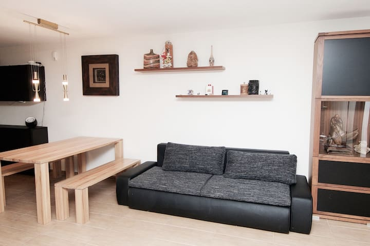 Komfortables Haus für Düsseldorf-Essen-Köln Reisen