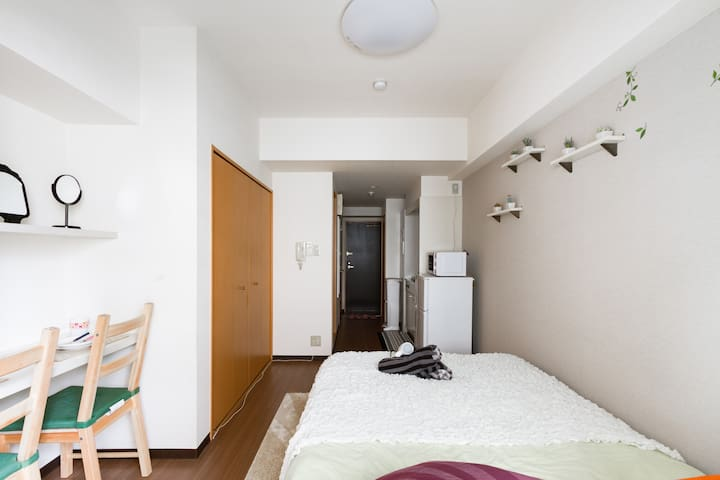 New Open★1min to Shinsaibashi sta at Namba - Chūō-ku, Ōsaka-shi - Appartement