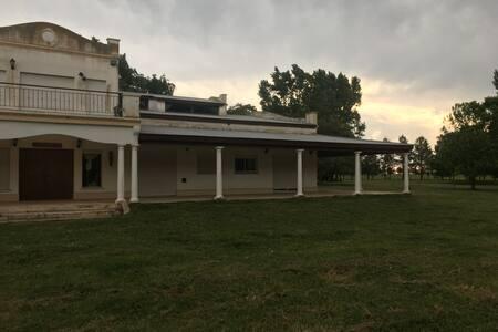 Farmhouse Estancia Isla Abedul