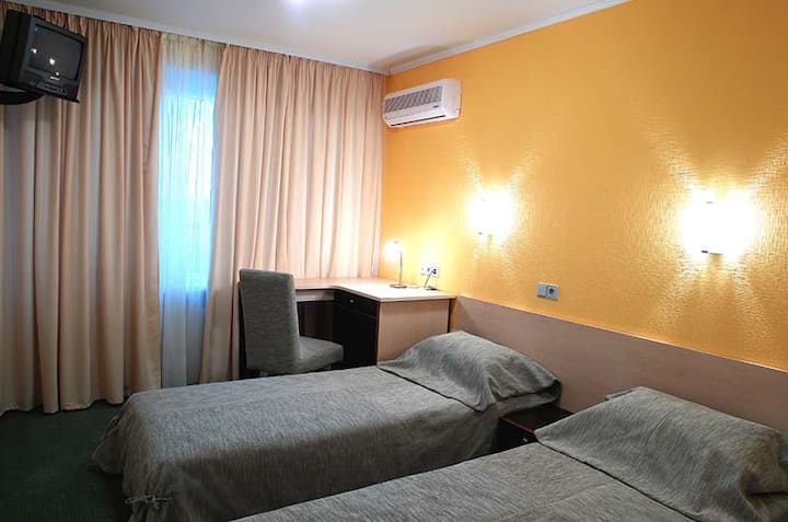 7DNIV HOTEL, B&B, standart twin room