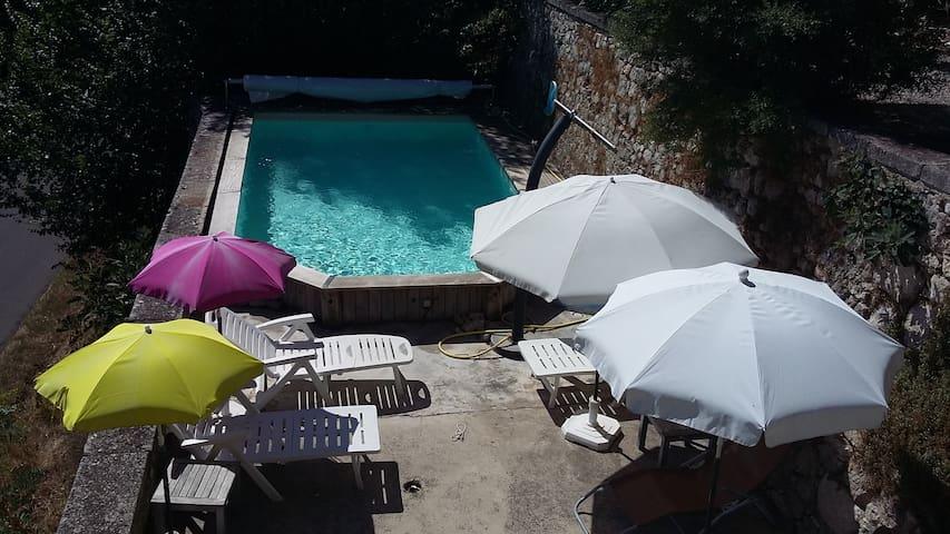 B&B et Gites Vacances-en-Luberon|Chambre Parentieu - Reillanne - Talo